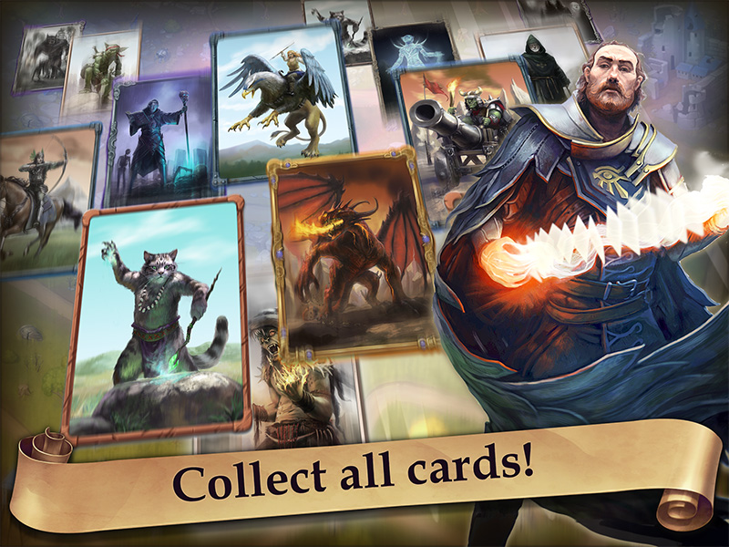 Collect all cards
